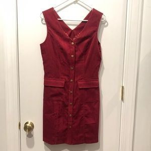 Corduroy Dress (Never Worn)